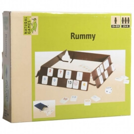 Rummy Επιτραπέζιο 106 κομ.