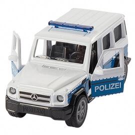 Siku - Τζιπ Αστυνομίας - Mercedes AMG G 65 (2308)