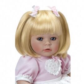 Κούκλα Adora 'Hearts Aflutte'  Συλλεκτική Χειροποίητη