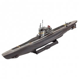 Πολεμικό Υποβρύχιο Type VII C/41 1/350