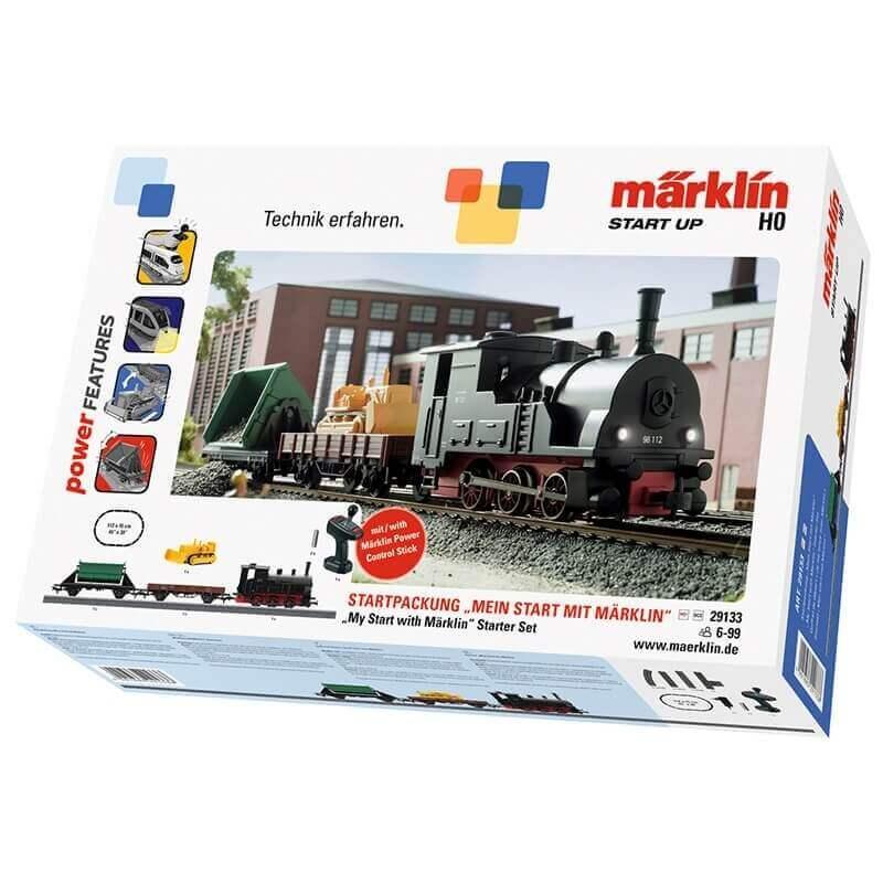"""Τρένο Märklin start up - Starter Set """"My Start with Märklin""""NEW"""