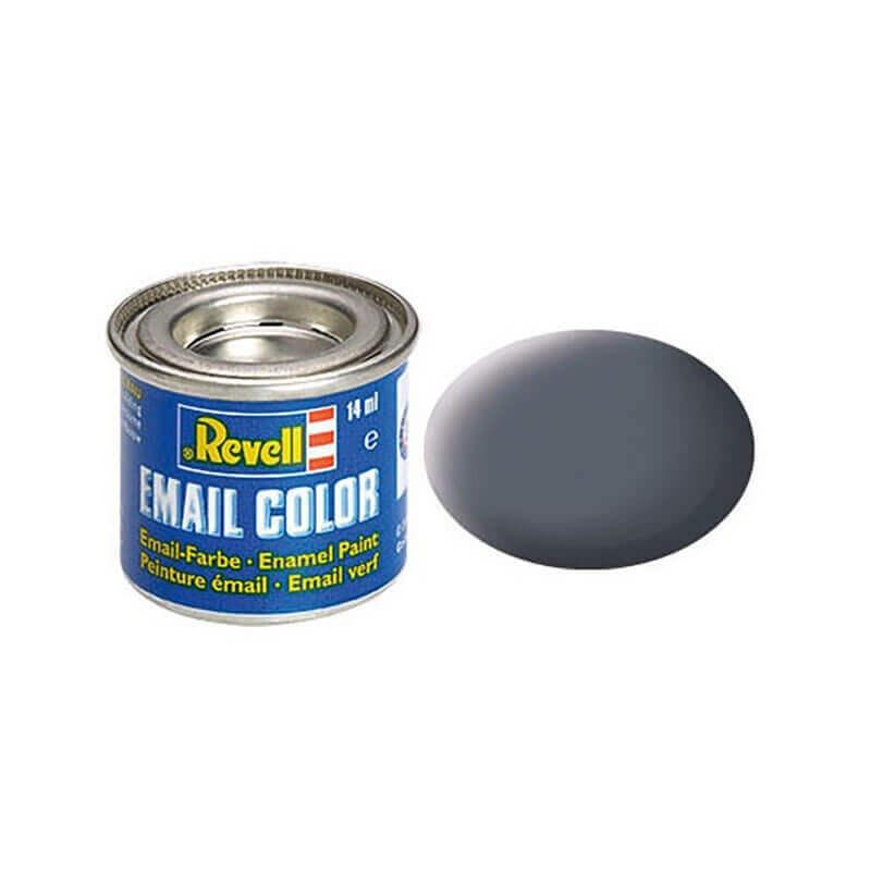 Χρώμα Μοντελισμού Revell 77 Γκρι Matt Dust Grey 14ml