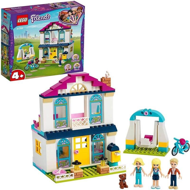Lego Friends - Το Σπίτι της Στέφανι (43198)