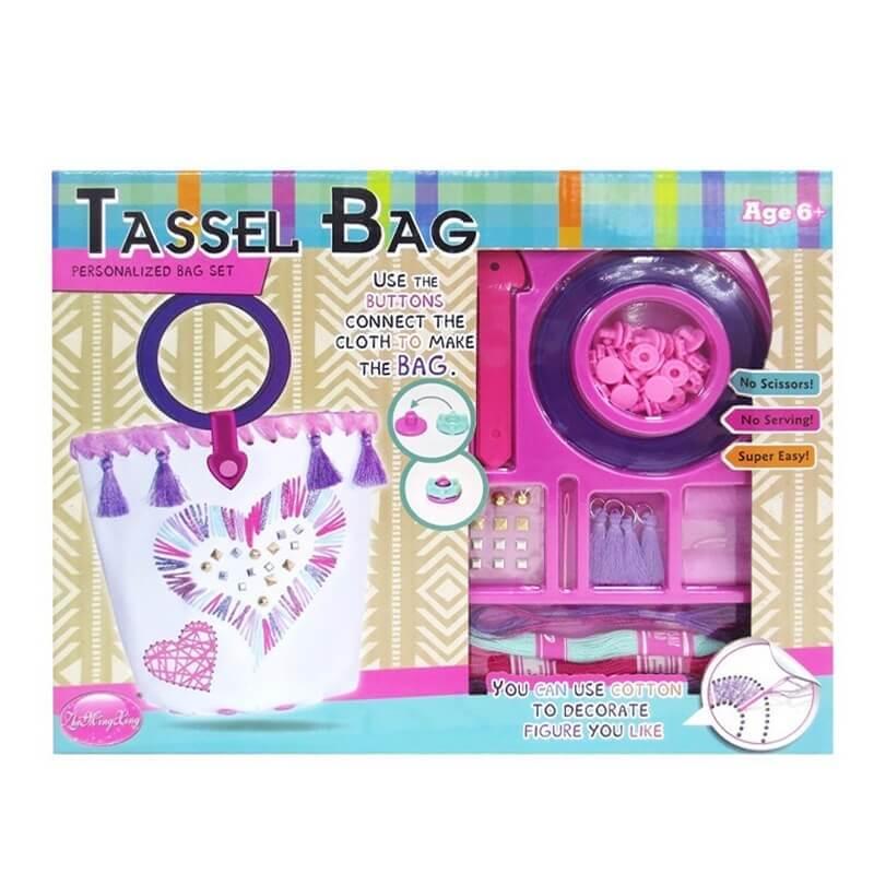 Τσάντα - Δημιουργική Κατασκευή για Κορίτσια