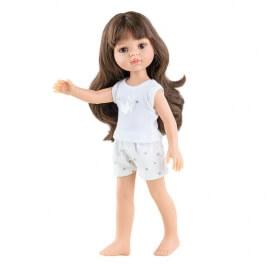 """Κούκλα Paola Reina Amigas Pijama """"Carol"""" 32εκ."""