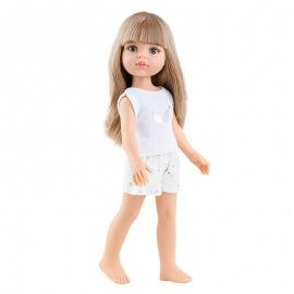"""Κούκλα Paola Reina Amigas Pijama """"Carla"""" 32εκ."""