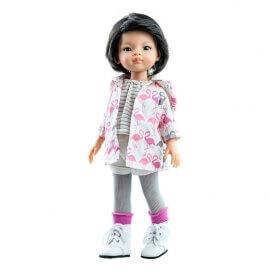 Κούκλα Paola Reina Amigas Candy 32 εκ.