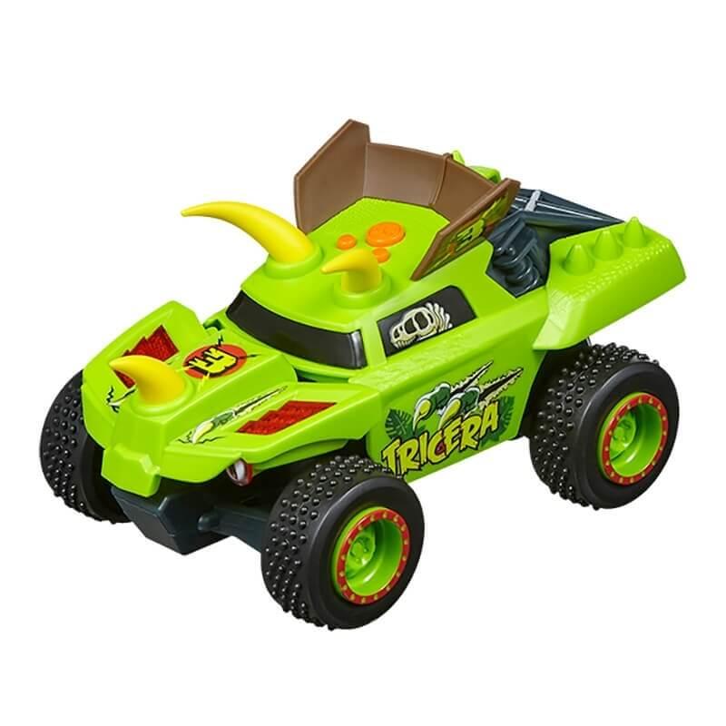 Αυτοκίνητο Road Rippers Mega Monster Tricera με κίνηση, ήχους και φώτα