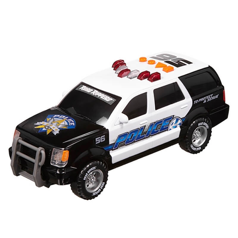 Aστυνομικό SUV Road Rippers με κίνηση, ήχους και φώτα