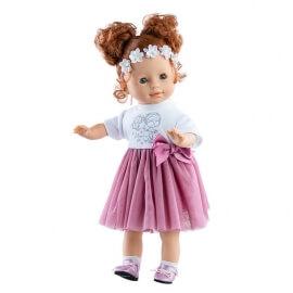 Σετ Ρούχα για Κούκλα 36εκ. Paola Reina Ana