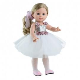 Σετ Ρούχα για Κούκλα 42εκ. Paola Reina Soy Tu Bailarina