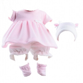 Σετ Ρούχα για Μωρό 36εκ. Paola Reina Los Manus Amy