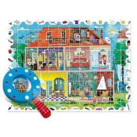 Detective Puzzle Το Σπίτι μου 108 κομ.-58259