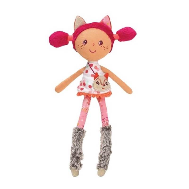 Πάνινη Κούκλα Alice - Lilliputiens