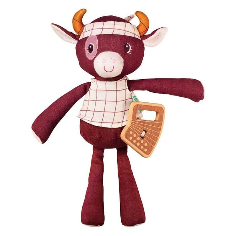 Rosalie Πάνινη Μουσική Αγελαδίτσα Lilliputiens