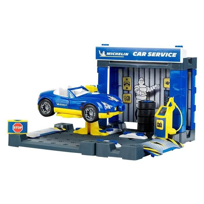 Αυτοκίνητο και Συνεργείο Michelin Car Service