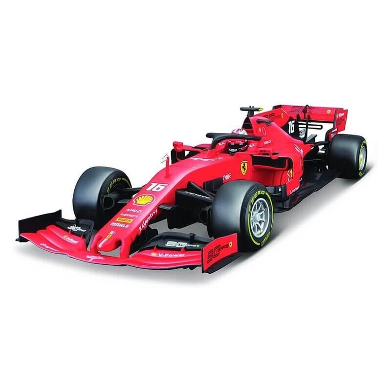 Bburago 1:18 Ferrari F1 SF90 Charles Leclerc
