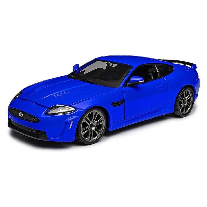 Bburago 1:24 Jaguar XKR-S μπλε