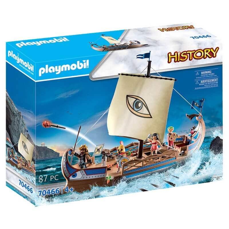 Playmobil Ο Ιάσωνας Και Οι Αργοναύτες (70466)
