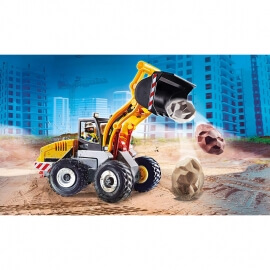 Playmobil City Action Φορτωτής (70445)