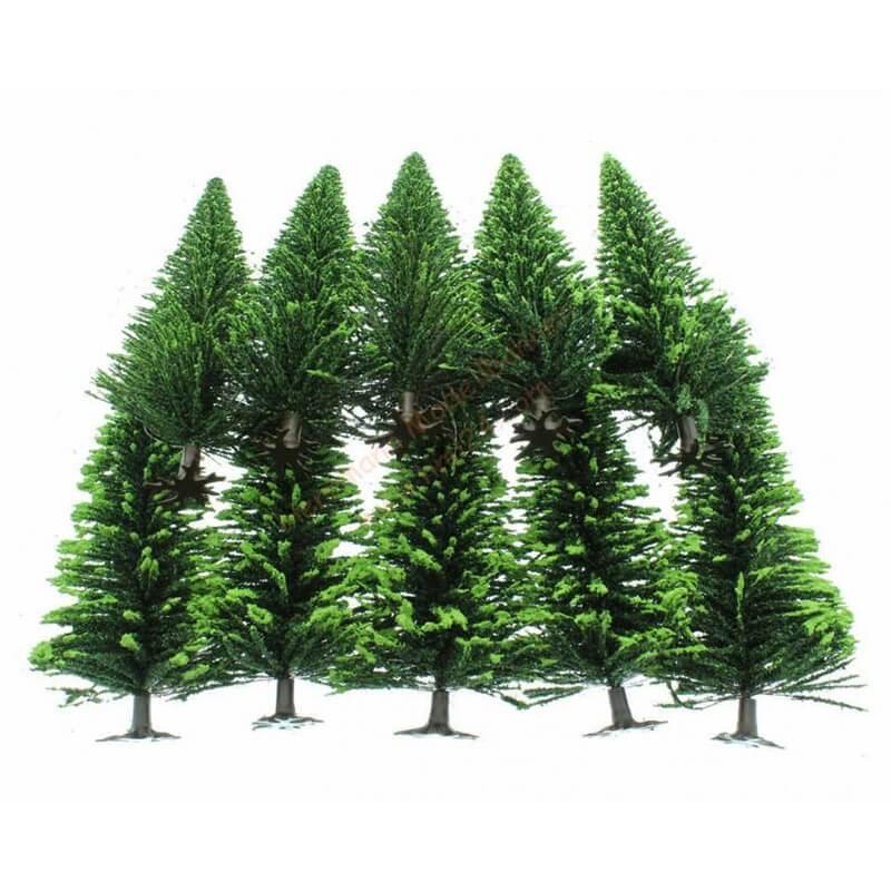 Noch Σετ Δέντρα Έλατα 10 τεμ. (16-19 εκ.)