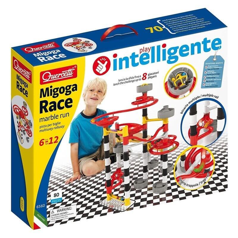 Κατρακύλα Quercetti Migoga Race (6560)