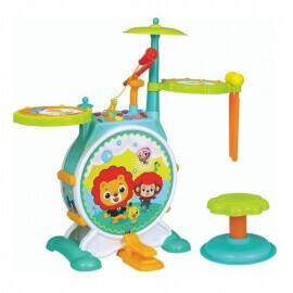 Παιδικά Drums Ντραμς Hola (3130)
