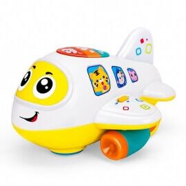 To Πρώτο μου Αεροπλάνο Hola (6103) με Ήχους και Φώτα