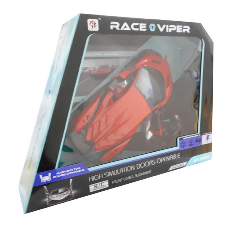 Τηλεκατευθυνόμενο Sports Car 1:14 Κόκκινο με Φορτιστή