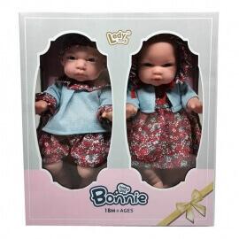 Μωρά Δίδυμα Bonnie 30εκ