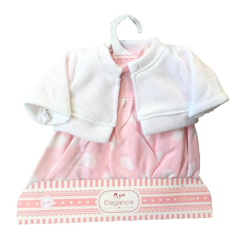 Σετ Ρούχα για Κούκλες 35-42 εκ. Munecas Arias (6056-11)
