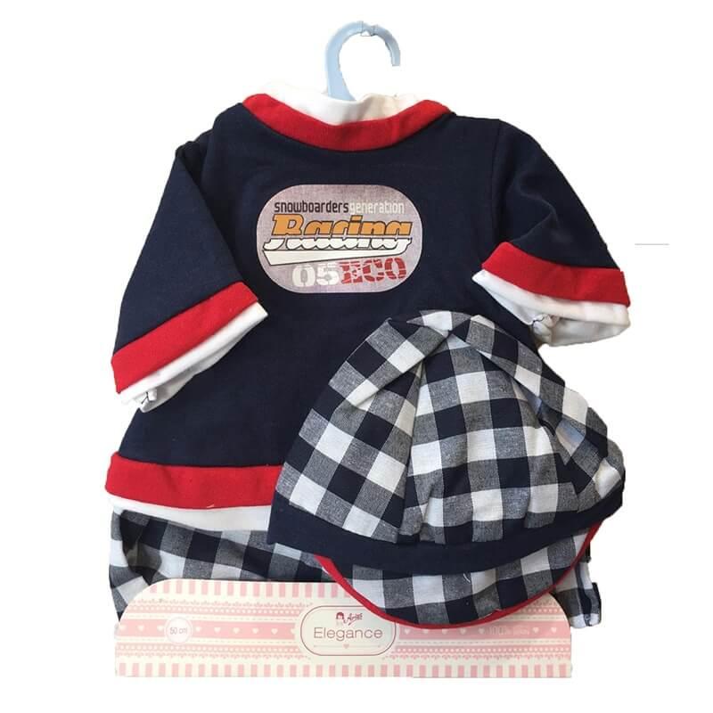 Σετ Ρούχα για Κούκλες 45-50 εκ. (6057-7)