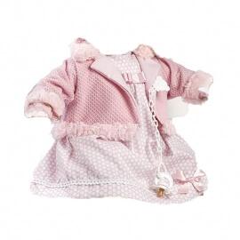 Φόρεμα Berbesa για Κούκλα 62εκ. T8049