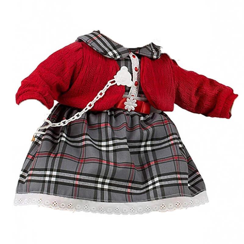 Φόρεμα Berbesa για Κούκλα 62εκ. T8038