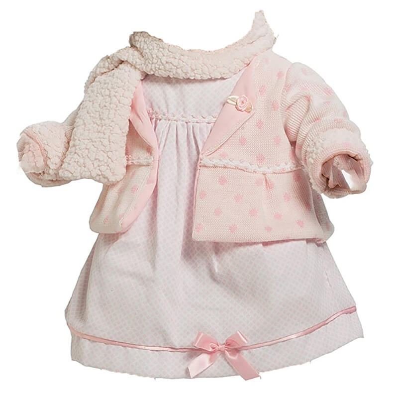 Φόρεμα Berbesa για Κούκλα 62εκ. T8036