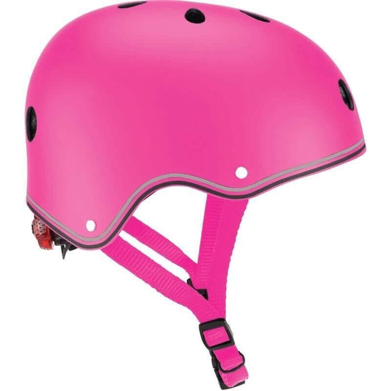 Globber Κράνος Primo Lights XS/S (48-53cm) Pink