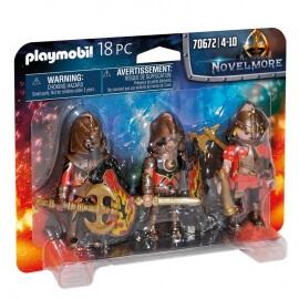 Playmobil Novelmore - Ιππότες του Burnham (70672)