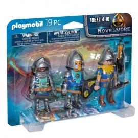 Playmobil Novelmore - Ιππότες του Novelmore (70671)