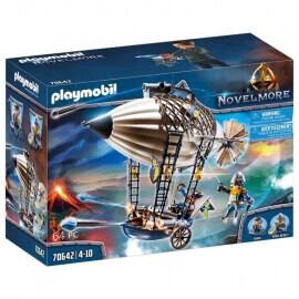 Playmobil Novelmore - Ζέπελιν του Novelmore (70642)