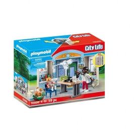 "Playmobil City Life ""Κτηνιατρείο"" (70309)"