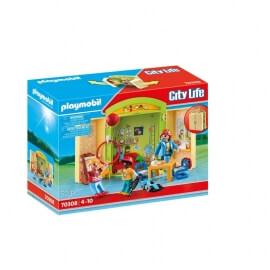"""Playmobil City Life """"Νηπιαγωγείο"""" (70308)"""