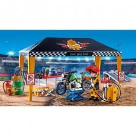Playmobil Stunt Show Service Tent (70552)