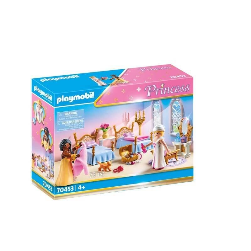 Playmobil Πριγκιπικό Παλάτι - Βασιλικό υπνοδωμάτιο (70453)