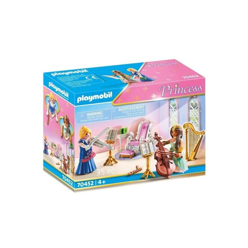 Playmobil Πριγκιπικό Παλάτι - Αίθουσα Μουσικής (70452)