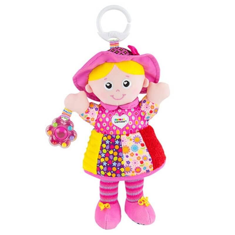 "Lamaze-Κούκλα Δραστηριοτήτων  ""Η Φίλη μου η Έμιλυ"" (LC27026)"