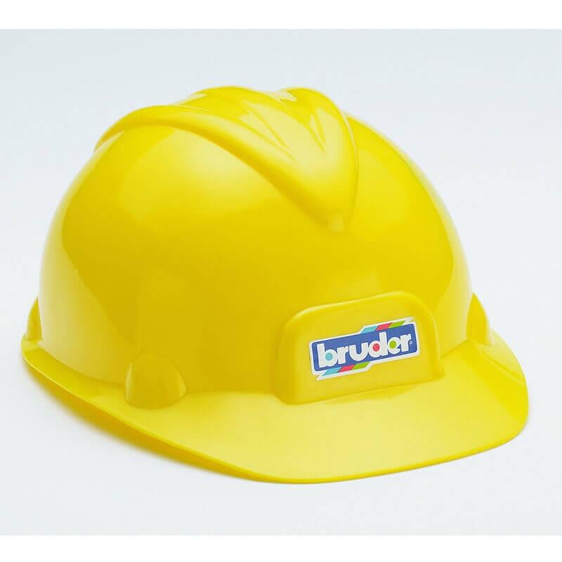 Bruder - Κράνος Παιδικό Εργοταξίου