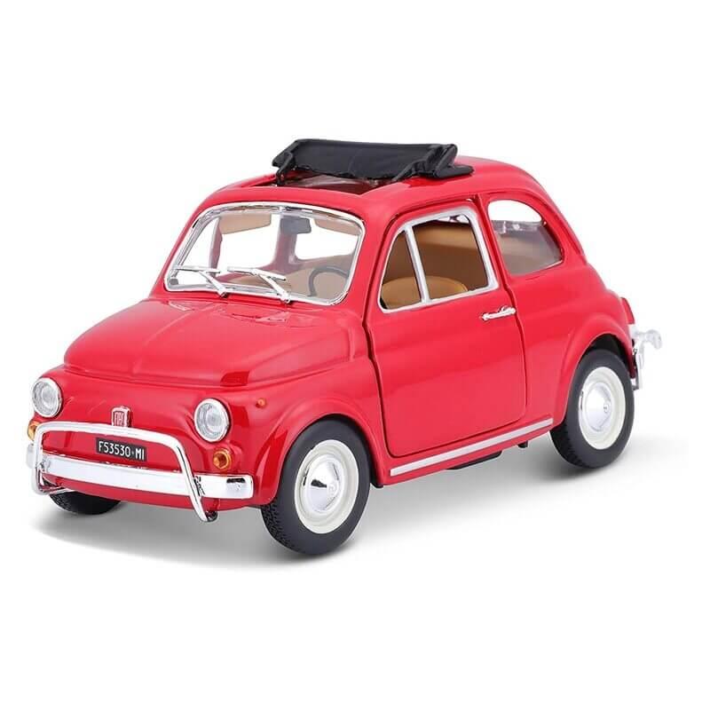 Bburago 1:24 Fiat 500L (1968) κόκκινο
