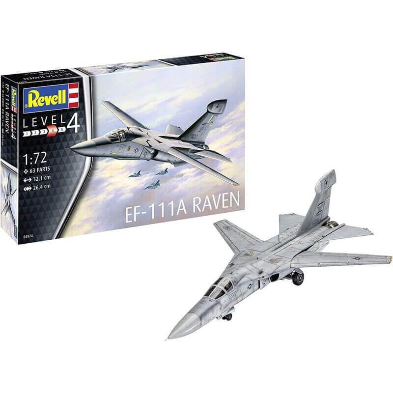 Πολεμικό Αεροπλάνο EF-111A Raven 1/72