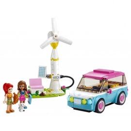 Lego Friends - Ηλεκτρικό Αυτοκίνητο Της Ολίβια (41443)