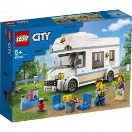 Lego City - Τροχόσπιτο Για Διακοπές (60283)
